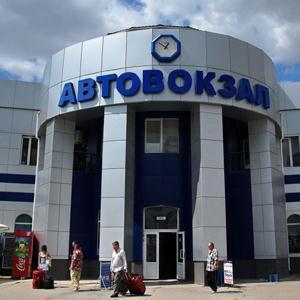 Автовокзалы Владивостока