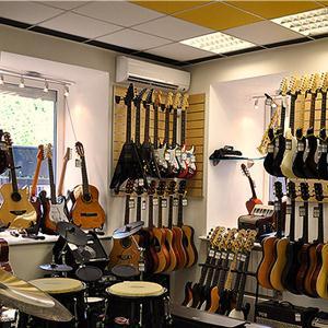 Музыкальные магазины Владивостока