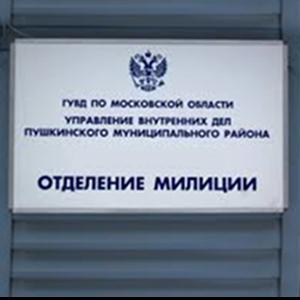 Отделения полиции Владивостока