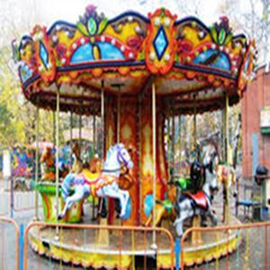 Парки культуры и отдыха Владивостока