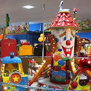 Развлекательные центры Владивостока