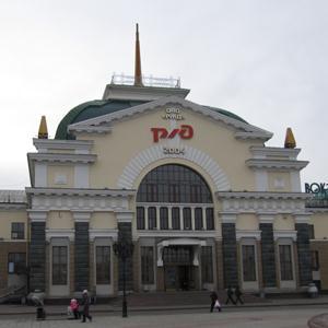 Железнодорожные вокзалы Владивостока